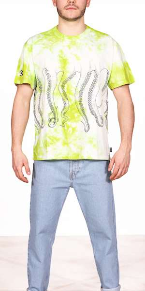 T-SHIRT OCTOPUS FREAK