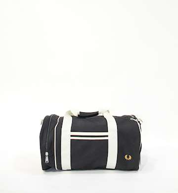 BORSA FREDPERRY FP TWIN TIPPED BARREL