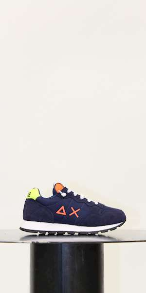 SNEAKERS SUN68 BOY'S TOM FLUO EVA