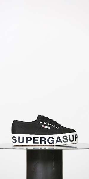SNEAKERS SUPERGA 2790-COTW OUTSOLE LETTERING