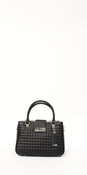 BORSA GUESS MATRIX LUXURY SATCHEL