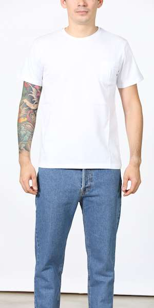 T-SHIRT POP 84 POCKET