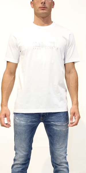T-SHIRT DIESEL T-JUST-SLITS-X85