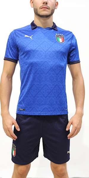 T-SHIRT PUMA FIGC HOME SHIRT REPLICA