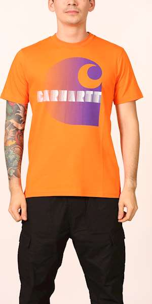 T-SHIRT CARHARTT S/S ILLUSION