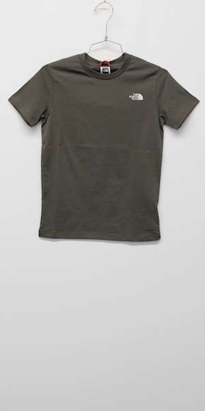T-SHIRT THE NORTH FACE Y SIMPLE DOME