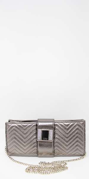 POCHETTE GUESS NIGHT TWIST WRISTLET CLUTCH