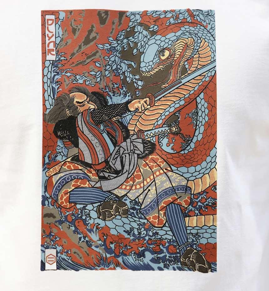 T-SHIRT DOLLY NOIRE  KUNIYOSHI