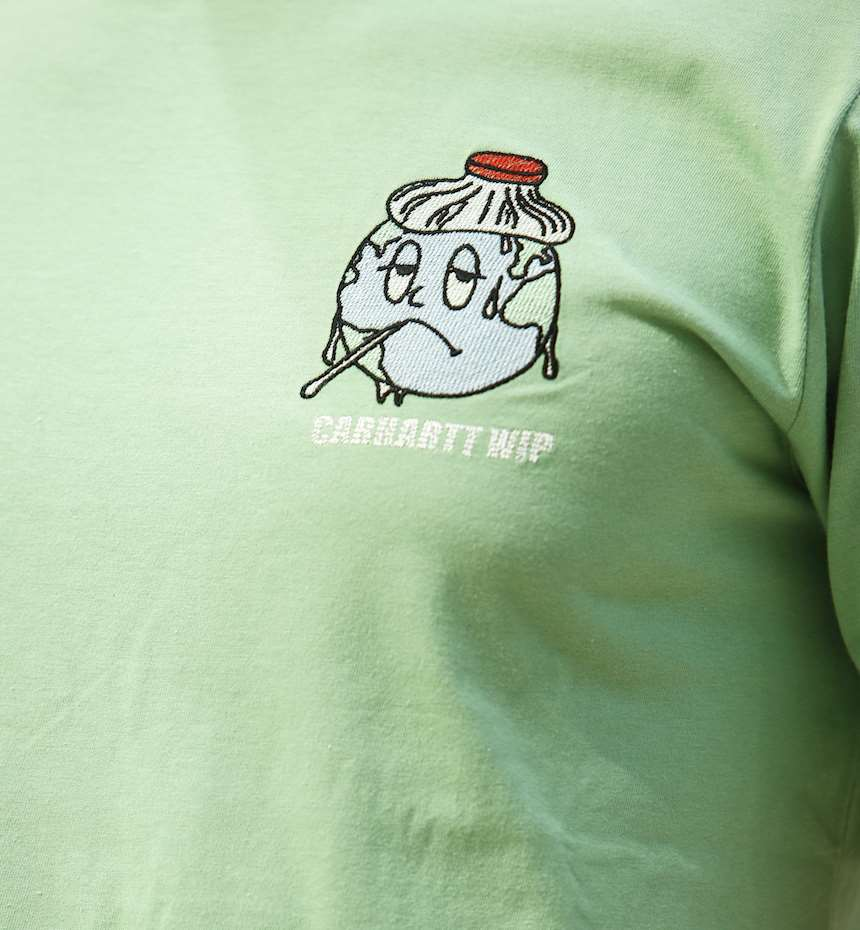 T-SHIRT CARHARTT S/S ILL WORLD