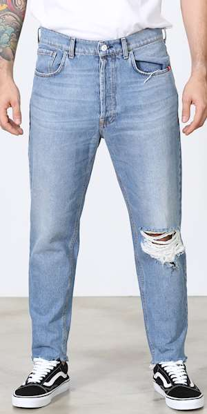 JEANS AMISH REGULAR TAPER FIT