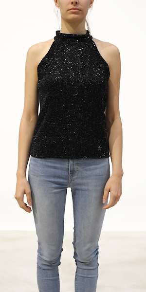 TOP SHOPART IN PAILLETTES