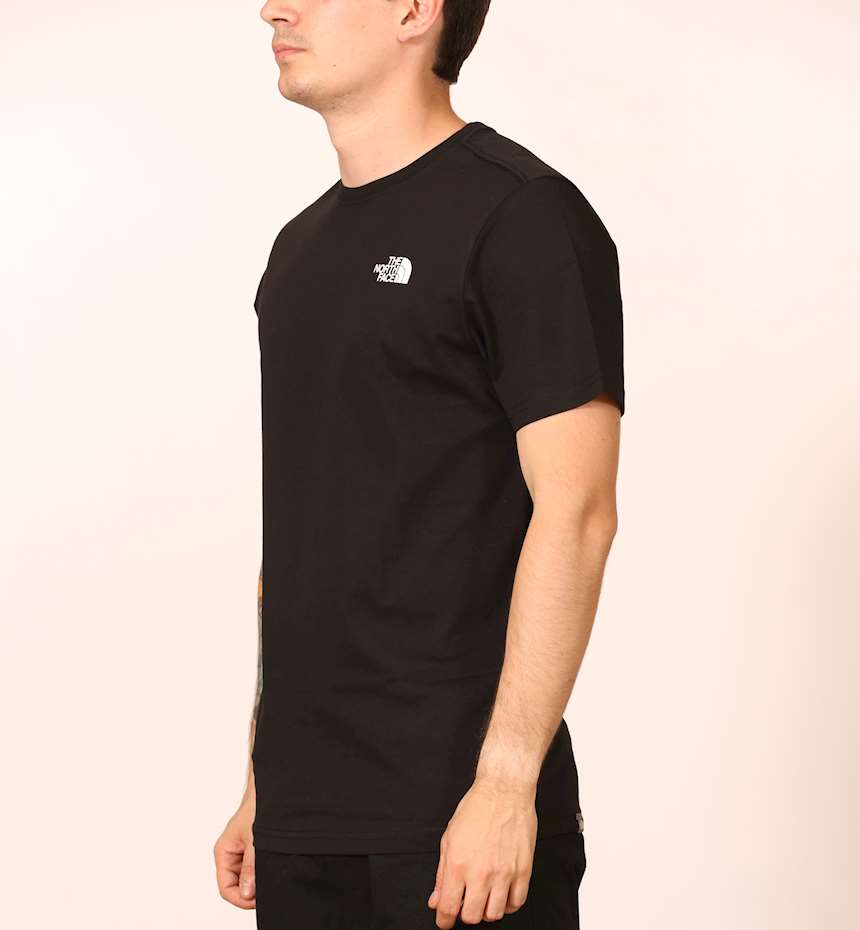 T-SHIRT THE NORTH FACE M S/S REDBOX TEE - EU