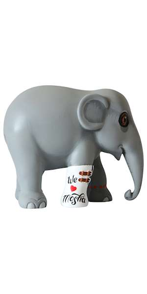 ELEPHANT PARADE WE LOVE MOSHA 10 CM