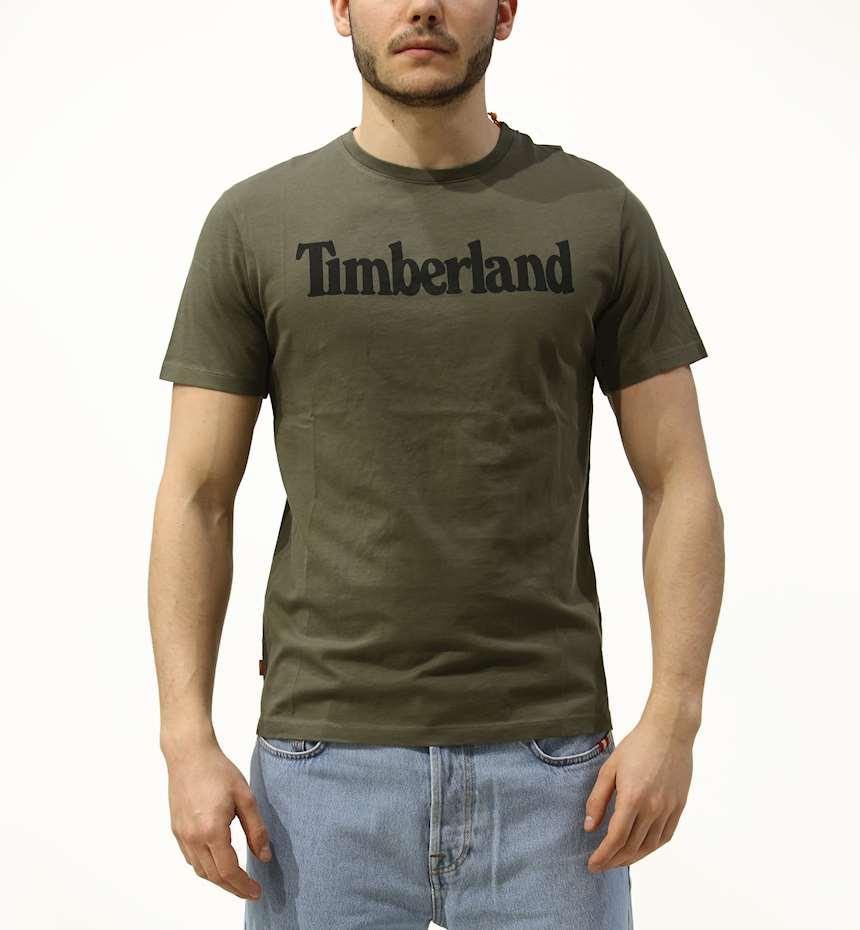 T-SHIRT TIMBERLAND LINEAR