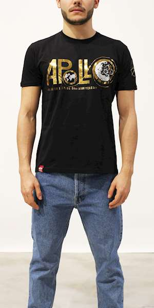 T-SHIRT ALPHA INDUSTRIES APOLLO