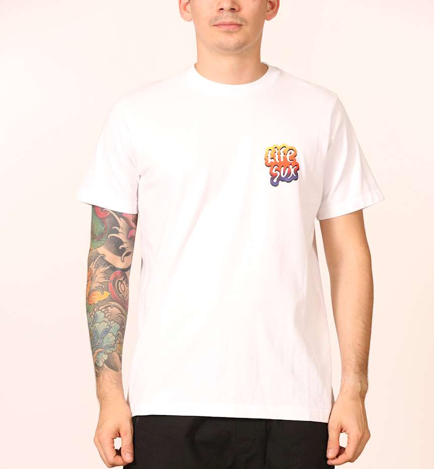 T-SHIRT LIFESUX RAINBOW TEE