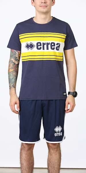 T-SHIRT ERREA SPORT INSPIRED SS20 MAN RUGBY