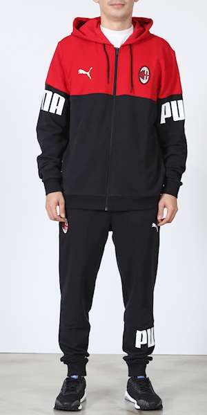TUTA PUMA ACM HOODED