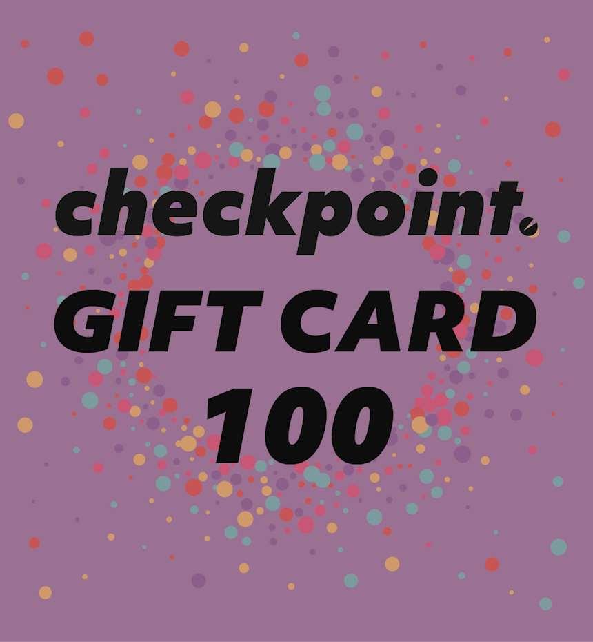 IDEA REGALO CHECK POINT GIFT CARD 100