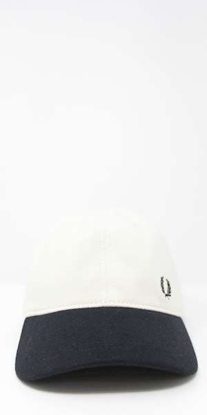 CAPPELLO FREDPERRY BLOCKED PIQUE CLASSIC CAP