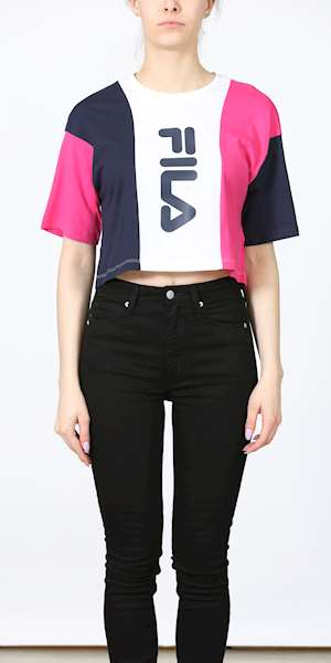 T-SHIRT FILA WOMEN BAI CROPPED