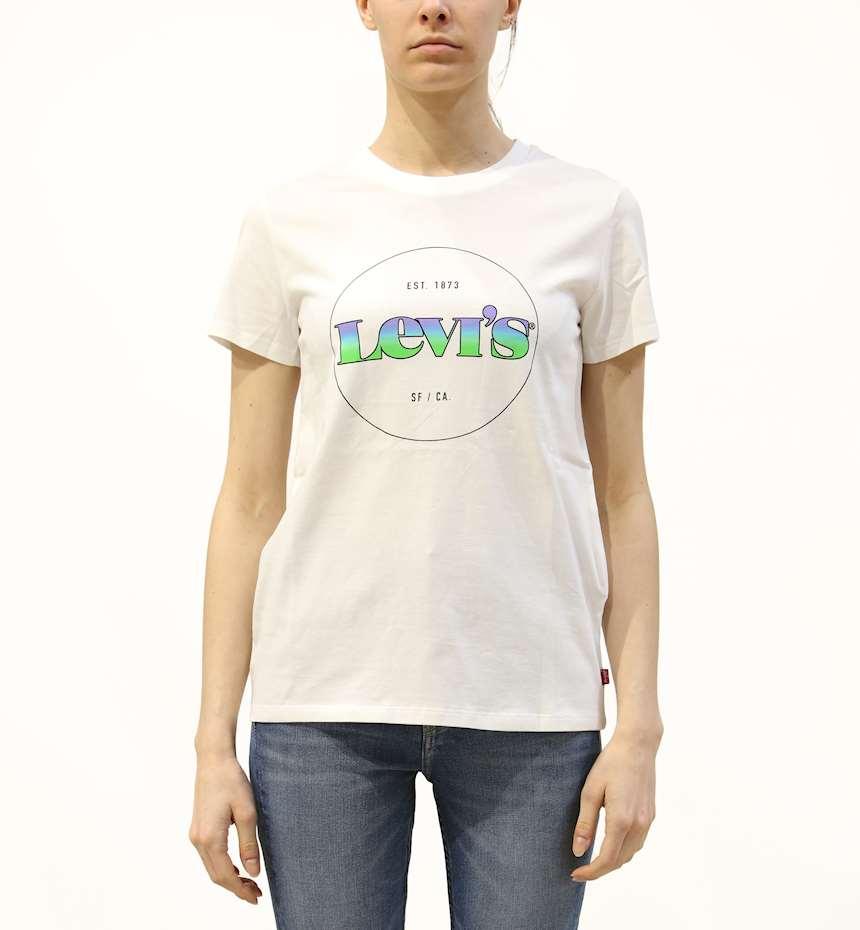 T-SHIRT LEVIS THE PERFECT TEE CIRCLE LOGO
