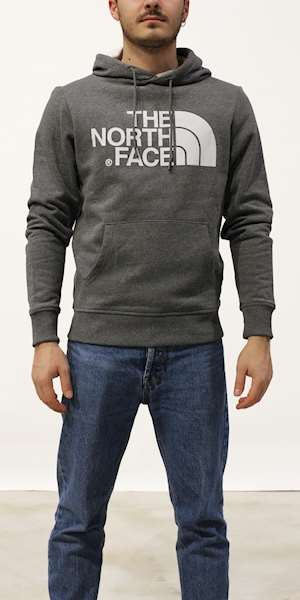 FELPA THE NORTH FACE M STANDARD HOODIE - EU