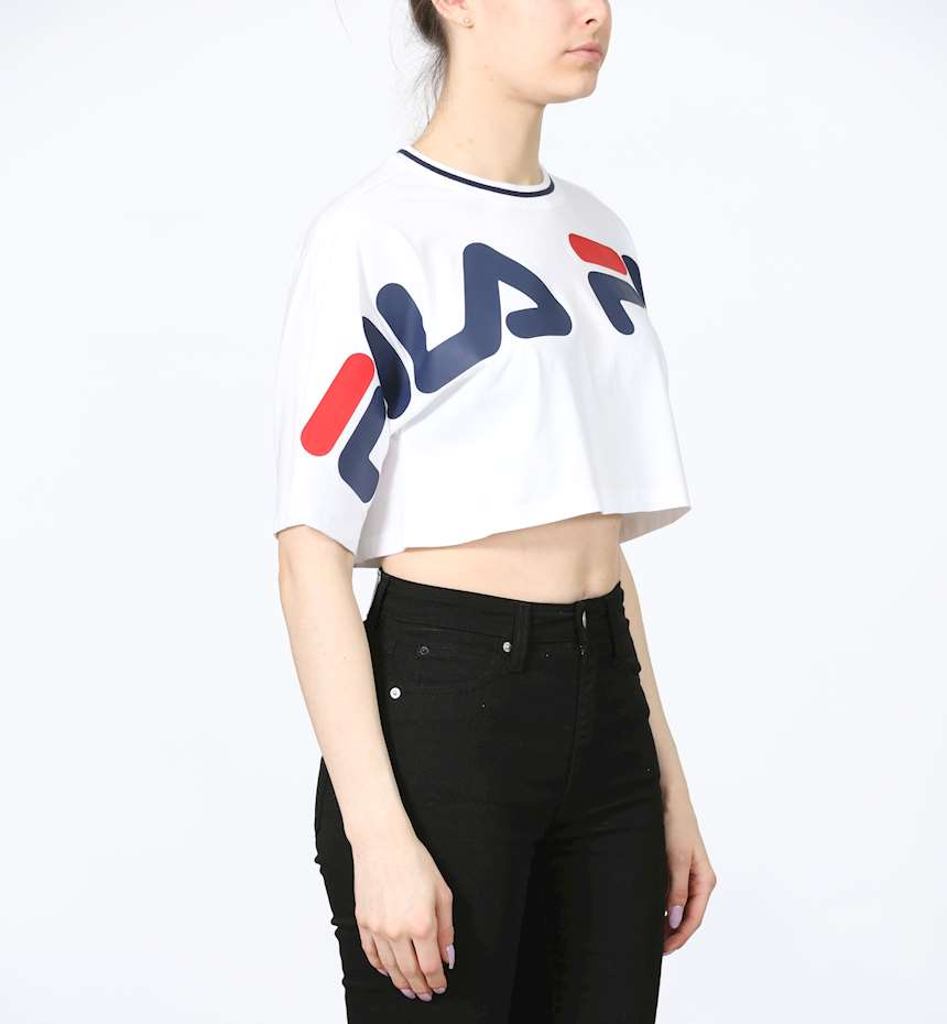 T-SHIRT FILA WOMEN BARR CROPPED