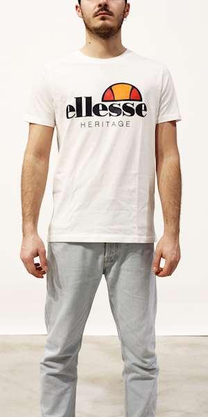 T-SHIRT ELLESSE LOGO