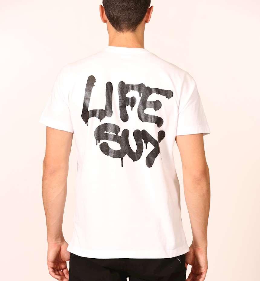T-SHIRT LIFESUX GRAFFITI TEE