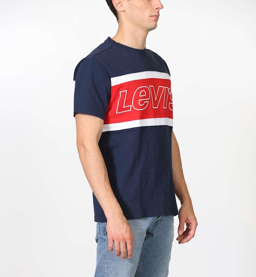 T-SHIRT LEVIS SS COLOR BLOCK TEE