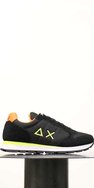 SNEAKERS SUN68 TOM FLUO