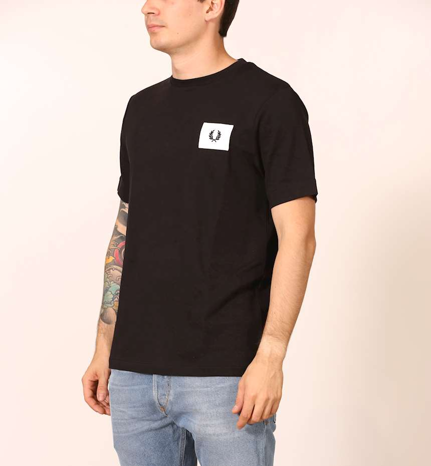 T-SHIRT FREDPERRY FP ACID BRIGHTS