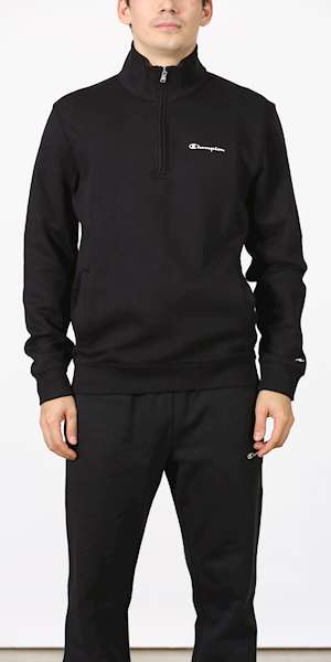 FELPA CHAMPION HALF ZIP SWEATSHIRT