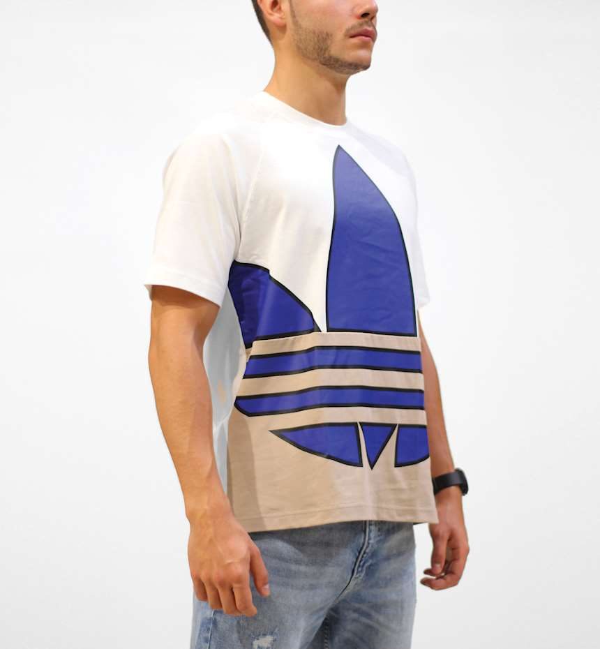 T-SHIRT ADIDAS BG TF OUT COLOR