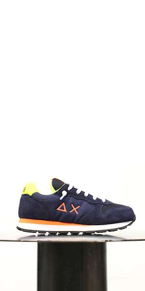 SNEAKERS SUN68 BOY'S TOM FLUO