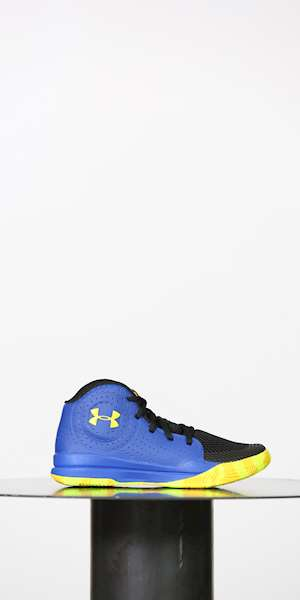 SCARPE DA BASKET UNDER ARMOUR UA GS JET 2019