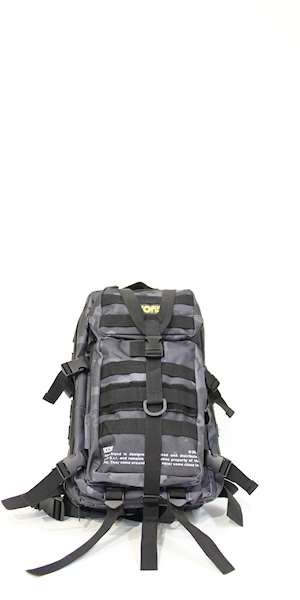 ZAINO OCTOPUS CAMO UTILITY BACKPACK