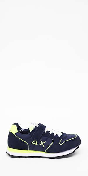 SNEAKERS SUN68 BOY'S TOM SOLID FLUO