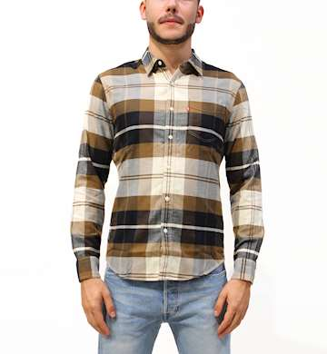 CAMICIA LEVIS SUNSET 1 POCKET STANDARD