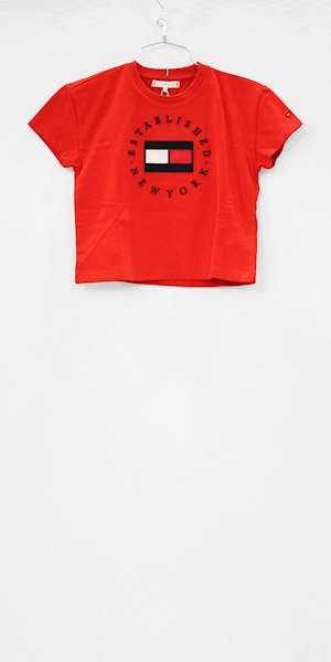 T-SHIRT TOMMYHILFIGER HERITAGE