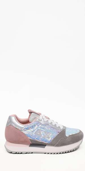 SNEAKERS SUN68 KELLY PAILLETTES