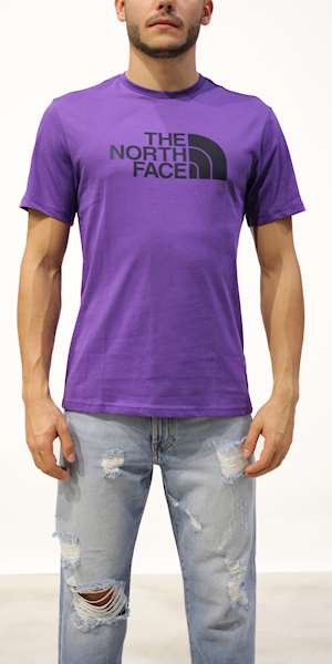 T-SHIRT THE NORTH FACE M S/S EASY TEE - EU