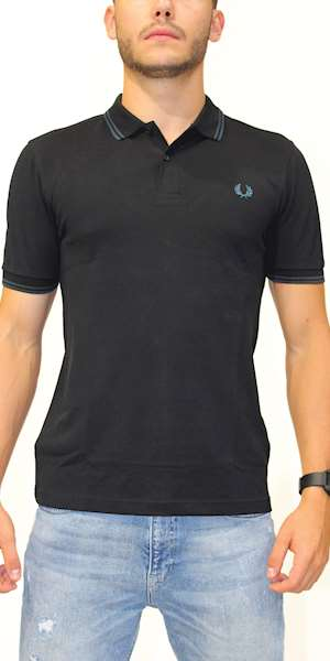 T-SHIRT FREDPERRY FP TWIN TIPPED FRED PERRY SHIRT