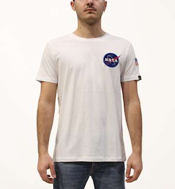 T-SHIRT ALPHA INDUSTRIES SPACE
