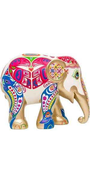 ELEPHANT PARADE LOVE WILD LOVE FREE 10 CM