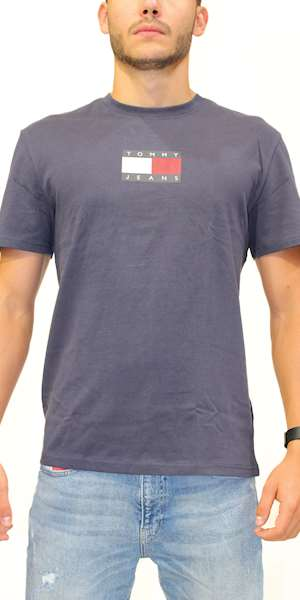 T-SHIRT TOMMY HILFIGER TJM SMALL FLAG TEE