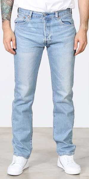 JEANS LEVIS 501 93 STRAIGHT