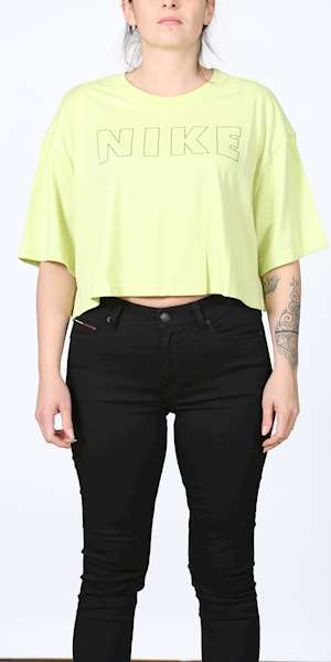 T-SHIRT NIKE AIR CROP PLUS