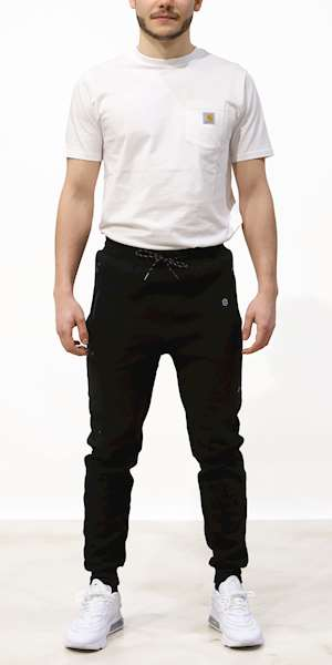 PANTALONI SPORTIVI DOLLY NOIRE SPECIAL POCKET